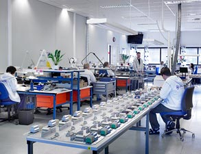 Elektromekanisk produksjon