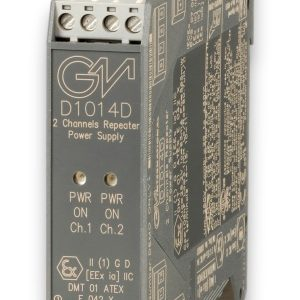 Isolated repeater 2-channel, Analog, D1014D-Omicron
