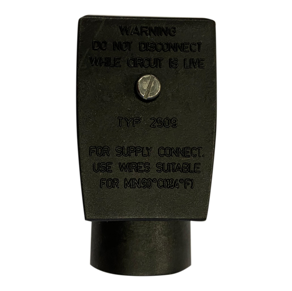 CABLE PLUG FOR SOLENOID VALVE-Omicron