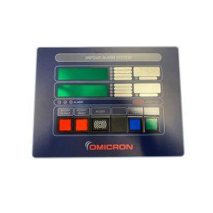 Alarm Panel OGS 2.1/2-Omicron