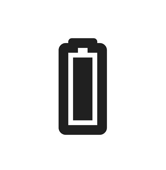 800 mAh Li-Ion battery