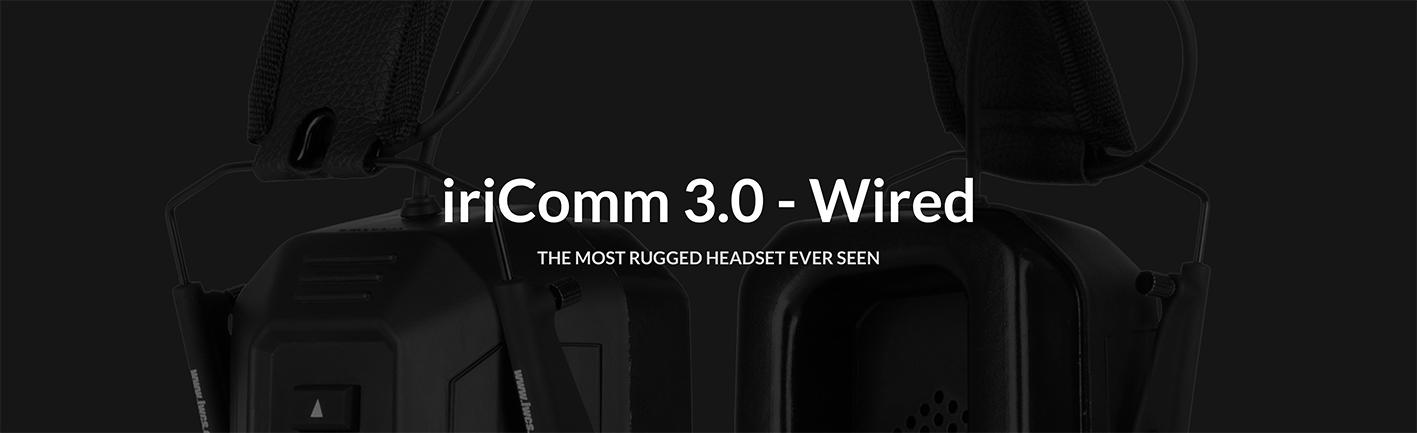 iriComm 3.0 wired