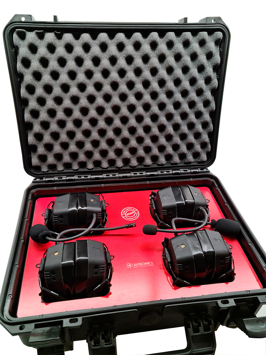 specially adapted storage cases